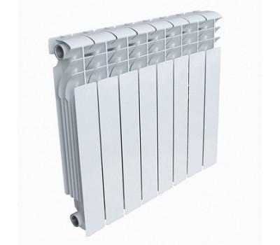 Радиатор алюминиевый Оазис /500/80/10