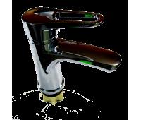 PUD1-A045 смеситель для умыв. на гайке (ZEGOR)