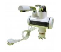 Кран водонагр проточ EL200-6 короткий нос