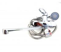 Смеситель для ванной G22250 переключение в корпусе (Гронео)