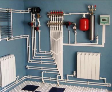 Электро комплектующие для отопления