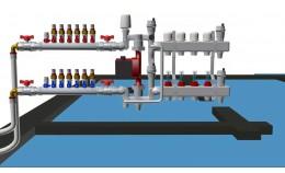 Однотрубная или коллекторная система отопления - какая лучше?